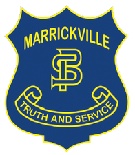 Marrickville Public School logo